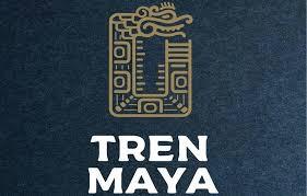 Logo tren maya